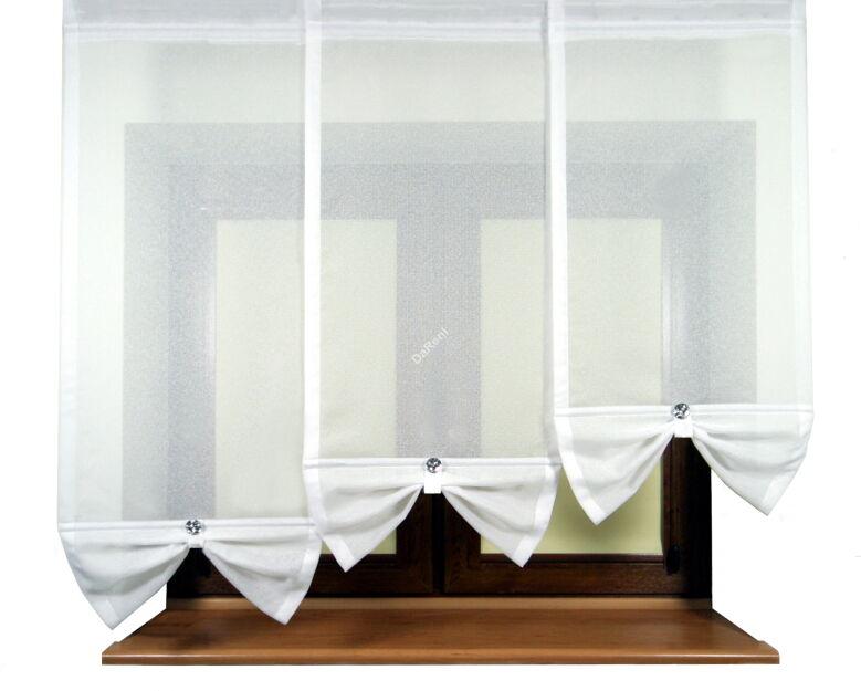Gotowa Firana Panel Woal Antiga Rozmiar 50cm