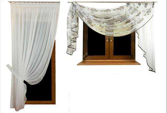 Abis Komplet Na Okno Balkonowe Rozmiar 260cm